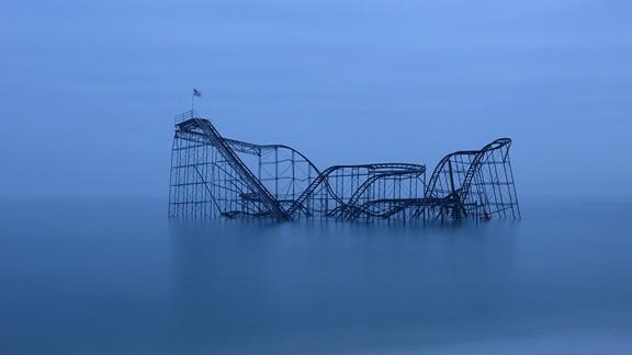 Jet Star Rollercoaster