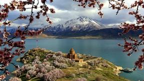 turizm,akdamar adası,ada,van,van gölü
