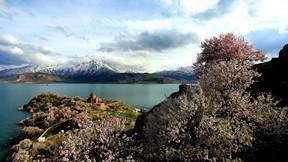 turizm,akdamar adası,van gölü,doğa