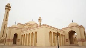cami,el fetih,bahreyn,manama,gökyüzü