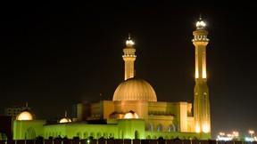 cami,el fetih,bahreyn,manama,gece