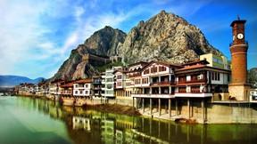 amasya,şehir,türkiye,nehir