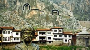 amasya,şehir,türkiye,heykel