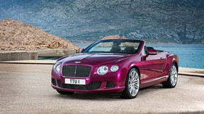 bentley,continental,gt speed,convertible,araba,sürüş