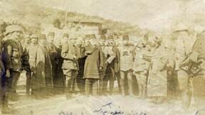 çanakkale destanı,1915,mustafa kemal atatürk