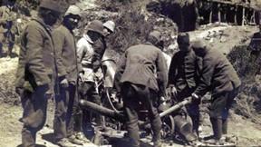 çanakkale destanı,1915,top