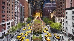 gece ve gündüz,new york