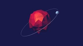 soyut,çokgen,geometrik,şekil,yörünge