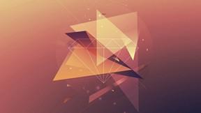 soyut,geometrik,şekil,çokgen