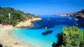 ibiza,ispanya,deniz,doğa,şehir