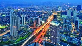 istanbul,şehir,gece