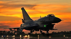savaş uçağı,j20 fighter,avcı uçağı,beşinci nesil,uçak,günbatımı