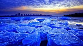 kış,buz,mavi,gökyüzü,göl