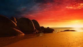 doğa,deniz,kumsal,kaya