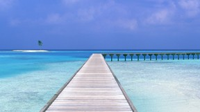 iskele,kumsal,doğa,deniz,gökyüzü