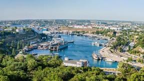 sivastopol,kırım,ukrayna,liman,deniz