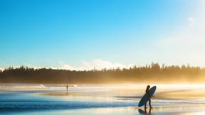 sörf,spor,kumsal,günbatımı