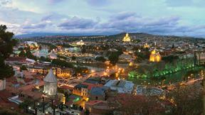 tiflis,şehir