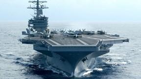 uss ronald reagan,savaş gemisi