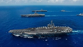 uss ronald reagan,savaş gemisi,uss kitty hawk,deniz