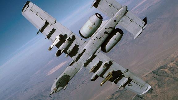 A-10 Thunderbold