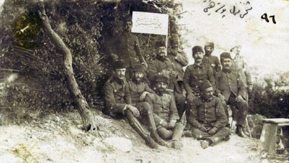 Çanakkale Subaylar ve Askerler