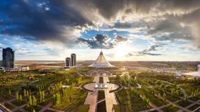 astana,şehir,kazakistan,güneş