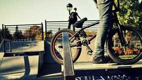 bisiklet,spor,akrobasi
