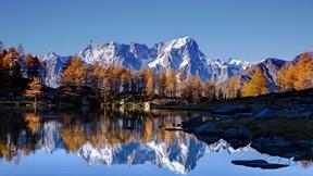 doğa,dağ,göl,manzara,orman