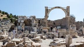 efes,antik kent,izmir