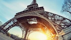 eyfel kulesi,paris,fransa,güneş