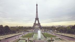 eyfel kulesi,paris,fransa,gökyüzü,bulut
