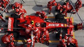 formula 1,pit stop