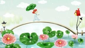 soyut,illüstrasyon,çiçek