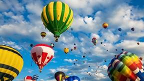 kapadokya,nevşehir,balon,gökyüzü
