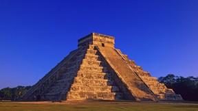 kulkan piramidi,meksika,piramit