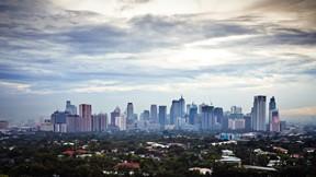 makati,filipinler,şehir,gökyüzü