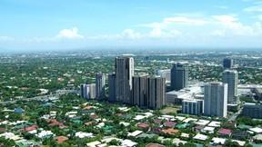 makati,filipinler,şehir