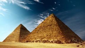 mısır pramitleri,piramit,mısır,gökyüzü