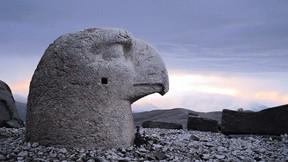 nemrut,dağ,heykel