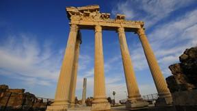 apollon tapınağı,aydın