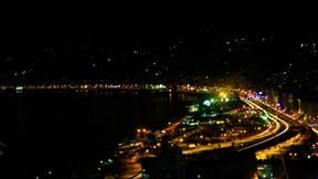 rize,şehir,gece