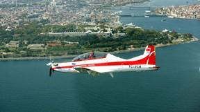 tai,hürkuş,eğitim uçağı,istanbul,boğaz,deniz