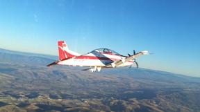 tai,hürkuş,eğitim uçağı