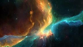 uzay,yıldız,gaz bulutu