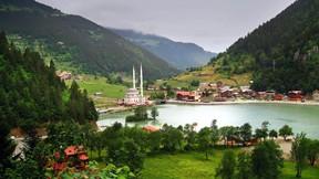 uzun göl,trabzon,göl,doğa,orman,ağaç