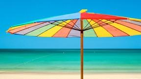 yaz,kumsal,şemsiye