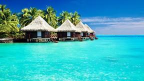 yaz,deniz,bungalov,turkuvaz,gökyüzü