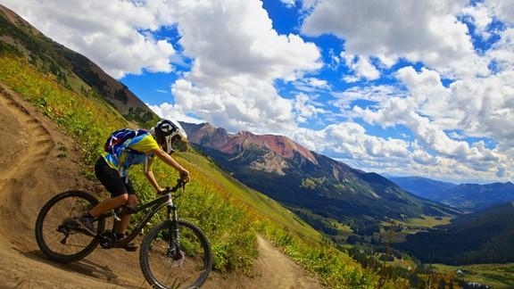 Bisiklet ile Dağ Turu