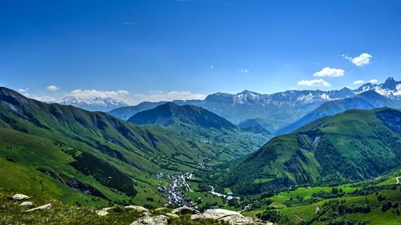 Dağ Manzarası